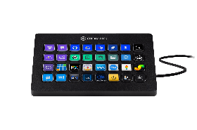 Elgato Stream Deck XL Live Content Creation Controller (32-keys)