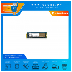 Dynabook Boost AX4000 M.2 2280 NVMe SSD