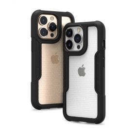 Patchworks Solid Case (iPhone 13 Pro, Black)