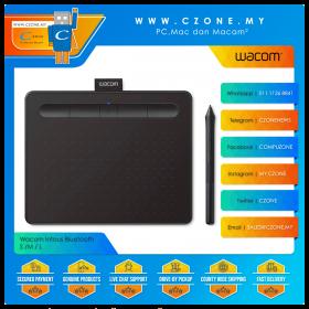 Wacom CTL-6100WL/E0-CX Intuos M Bluetooth (Medium, Pistachio)