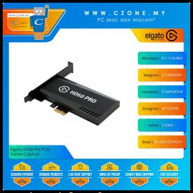 Elgato HD60 Pro PCIe Game Capture