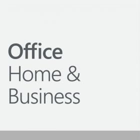 Microsoft Office Home & Business 2019 1 PC or Mac (Word, Excel, PowerPoint, Outlook, Pocket ESD)