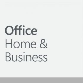 Microsoft Office Home & Business 2019 1 PC or Mac (Word, Excel, PowerPoint, Outlook) ***