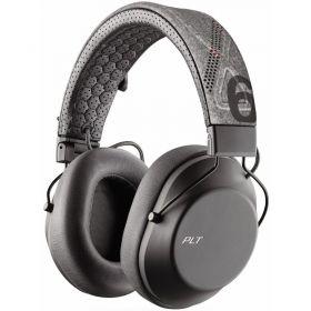 Plantronics Backbeat Fit 6100 Over-Ear Wireless Sports Headphones (Pepper Grey)