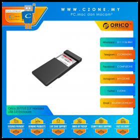 "Orico 2577U3 2.5"" Harddisk USB 3.0 Enclosure"