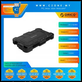 "Orico 2719U3-GM 2.5"" Harddisk USB 3.0 Enclosure (Black)"