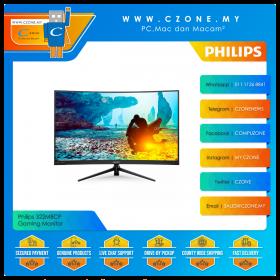 "Philips 322M8CP Gaming Monitor (31.5"", 1920x1080, VA, 240Hz, 4ms, HDMIx2, DP, VESA)"