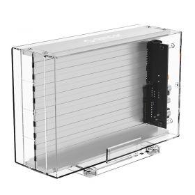 "Orico 3259C3 Dual-Bay Harddisk Raid Enclosure (2-Bay 3.5"", USB 3.0, Raid 0, Raid 1, PM, Span)"