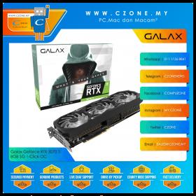 Galax Geforce RTX 3070 Ti 8GB SG 1-Click OC