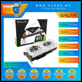 Galax Geforce RTX 3070 Ti 8GB EX White 1-Click OC