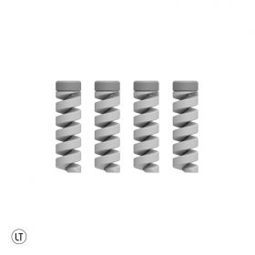 LeadTrend Twist Cable Protector (Grey)