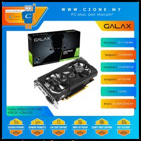 Galax Geforce GTX 1650 4GB EX 1-Click OC