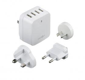 Energea 34W Travel World Adapter
