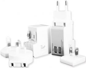 Innowatt Power Mini Combo Set Travel Adapter (Clearance, 1 Month Warranty)