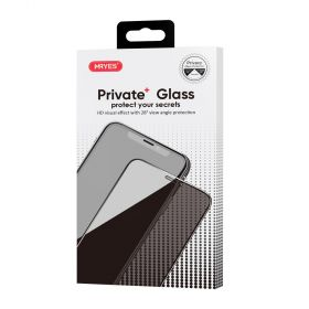 MrYes Privacy Full Cover Tempered Glass (iPhone 11 Pro/XS/X)