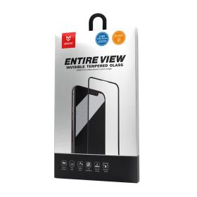 MrYes Anti Glare Full Cover Tempered Glass (iPhone 11/XR)