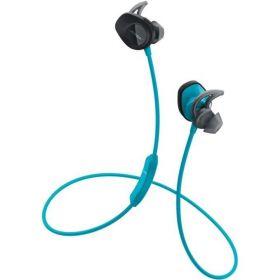 Bose SoundSport In-Ear Wireless Sports Headphones (Blue/Aqua)