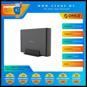 Orico 7688U3 3.5 Inch USB3.0 HDD Enclosure (Black)