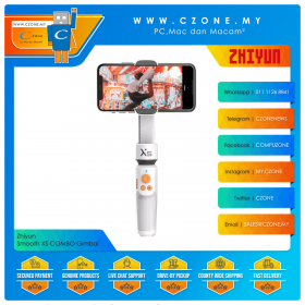 Zhiyun Smooth XS COMBO Handheld Steady Gimbal With Tripod