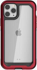 Ghostek Atomic Slim 3 Case (iPhone 11 Pro Max, Red