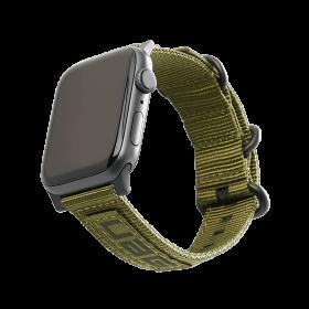 UAG Nato Strap (Apple Watch 44mm/42mm, Olive Drab)