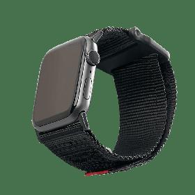UAG Active Strap (Apple Watch 40mm/38mm, Black)