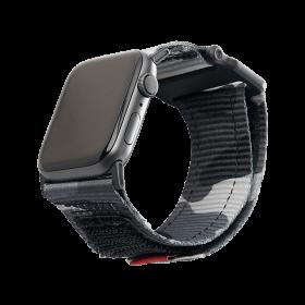 UAG Active Strap (Apple Watch 44mm/42mm, Midnight Camo)