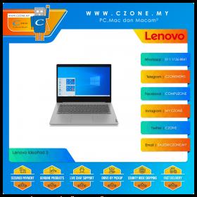 "Lenovo IdeaPad 3 81WH004WMJ Laptop - 14"", Celeron N4020, 1.1GHz, 4GB, 256GB SSD, UHD, Win 10 (Platinum Grey)"