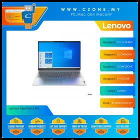 "Lenovo IdeaPad 5 Pro 82L5008JMJ Laptop - 15.6"", R7-5800H, 2.1GHz, 16GB, 1TB SSD, GTX 1650 , Win 10, Office H&S (Storm Grey)"
