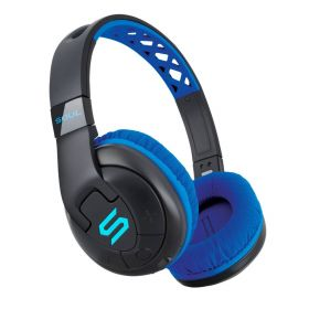 Soul X-TRA Over-Ear Wireless Sports Headphones (Blue)