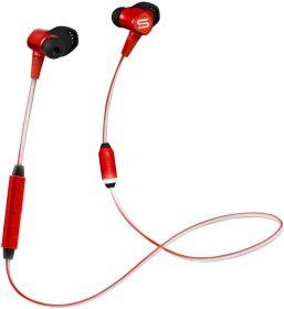 Soul Run Free Pro Bio In-Ear Wireless Sports Headphones (Passion Red)