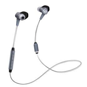 Soul Run Free Pro Bio In-Ear Wireless Sports Headphones (Power Grey)