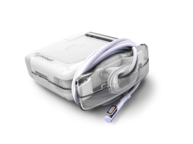 Juiceboxx Charger Case 45W Magsafe (Clear)