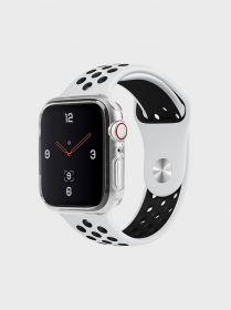 Uniq Glase Slim Case (Apple Watch 40mm, Glossy Clear)