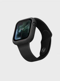 Uniq Lino Watch Case (Apple Watch 44mm, Ash Black)