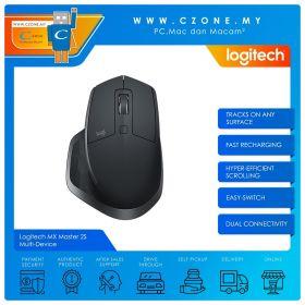 Logitech MX Master 2S Multi-Device Bluetooth Wireless Mouse
