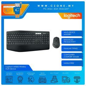 Logitech MK850 Wireless Multi-Device Keyboard And Mouse