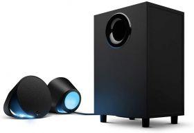Logitech G560 Lightsync PC Gaming Speaker (Black)