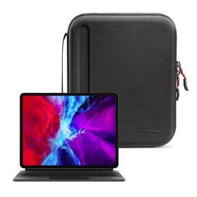 "Tomtoc Smart A06 Padfolio Eva Case (Fits 12"" iPad Pro, Black)"