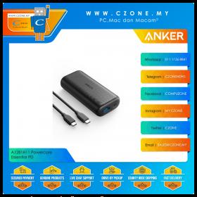 Anker A1236HZ1 Powercore PD 10,000mAh Power Bank (Dark Gray)
