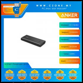 Anker A1374H11 Powercore+ QC3.0 26,800mAh Power Bank (Black)