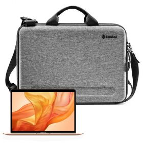 """Tomtoc Smart A25 Ultra-Slim Case (Fits 13"""" Laptop, Gray)"""