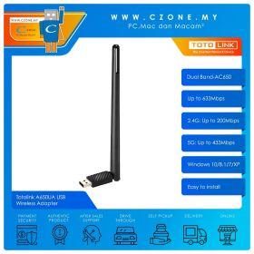 Totolink A650UA High Power USB Wireless Adapter (Dual Band-AC650)
