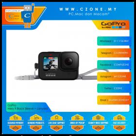 GoPro ADSST-001 Hero 9 Black Sleeve + Lanyard (Blackout)