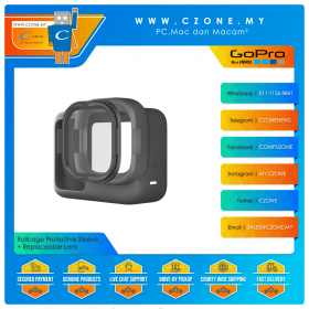 GoPro AJFRC-001 Hero 8 Black (Rollcage (Protective Sleeve + Replaceable Lens))
