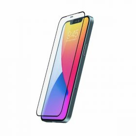 Amazingthing Supreme Glass Dust Filter Matte Full Cover Tempered Glass iPhone 12 Series