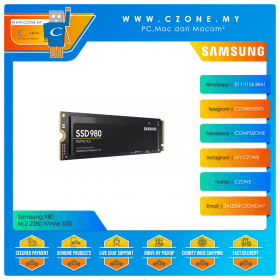 Samsung 980 M.2 2280 NVMe SSD