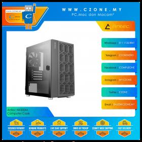 Antec NX200M Computer Case (mATX, TG, Black)