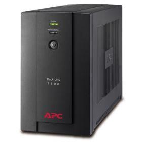 APC BX1100LI-MS UPS (1100VA, 4x Universal And 2x IEC Sockets, Battery Backup)