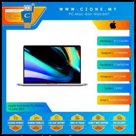 "Apple MacBook Pro Retina 16"" Late 2019 - MVVK2ZP/A - Intel Core i9 2.3GHZz,16GB, 1TB, Radeon Pro 5500M, Touch Bar (Space Grey)"